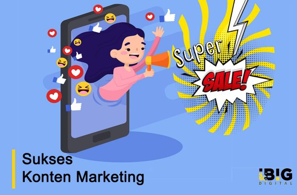 5 Langkah Sukses Konten Marketing untuk Pemula
