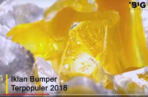 10 Iklan Bumper YouTube Terpopuler 2018