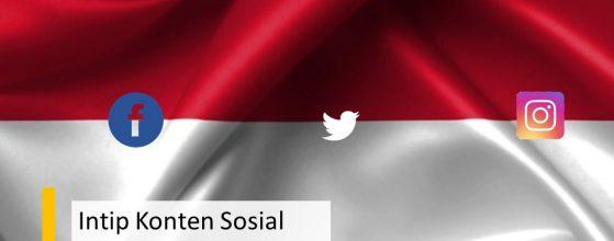 Intip Konten Sosial Media Untuk 17 Agustus-an!