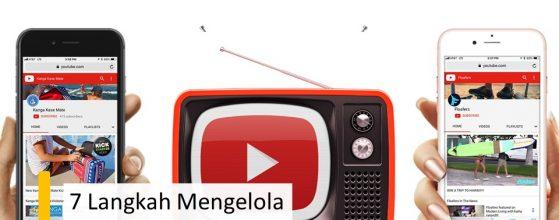 7 Langkah Mengelola Brand Account Youtube