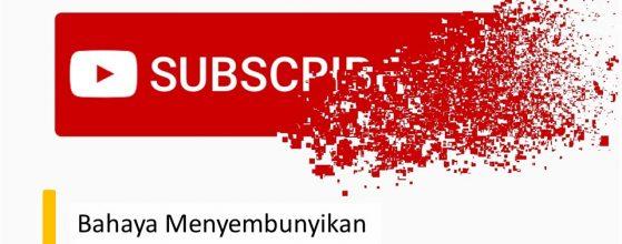 Bahaya Menyembunyikan Jumlah Subscriber Youtube