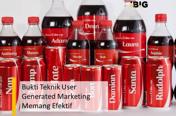 Bukti Teknik User Generated Marketing Memang Efektif