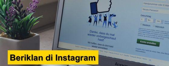 Iklan di Instagram