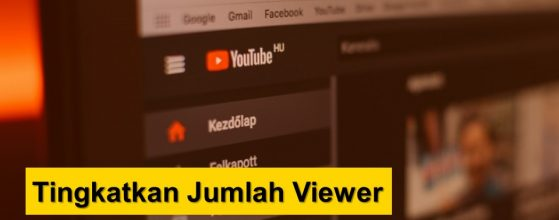 Jumlah Viewer Youtube